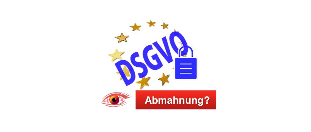 2018-12-18 DSGVO-Abmahnung E-Mail Spam Kanzlei Eckert & Kollegen
