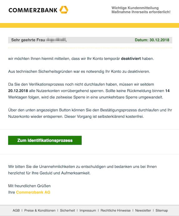 2018-12-30 Commerzbank Phishing