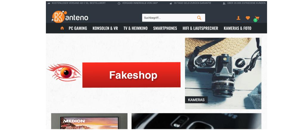 Fakeshop Kanteno