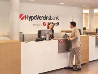 HypoVereinsbank Notrufnummern Konto Kreditkarte sperren