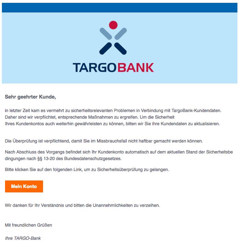 2019-01-03 Phishing Targobank