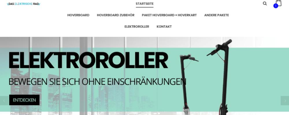das-elektrische-rad.de: Vorsicht Fakeshop-Verdacht – Firma existiert nicht