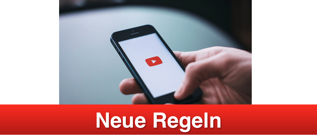 2019-01-28 YouTube neue Richtlinien Videos