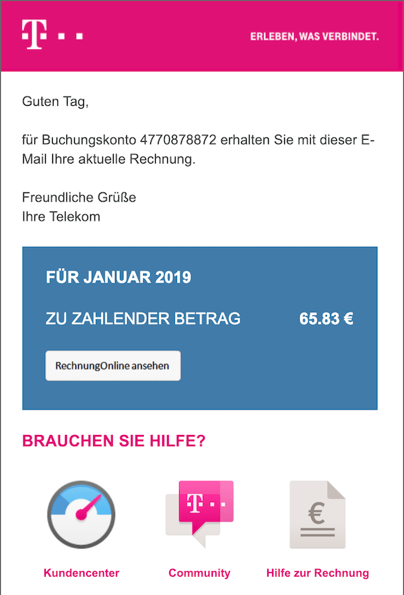 telekom rechnung reklamation email rechnung reklamieren. Black Bedroom Furniture Sets. Home Design Ideas