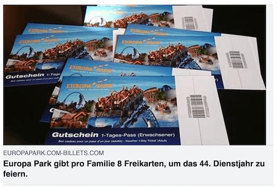 2019-04-22 Europapark Freikarten