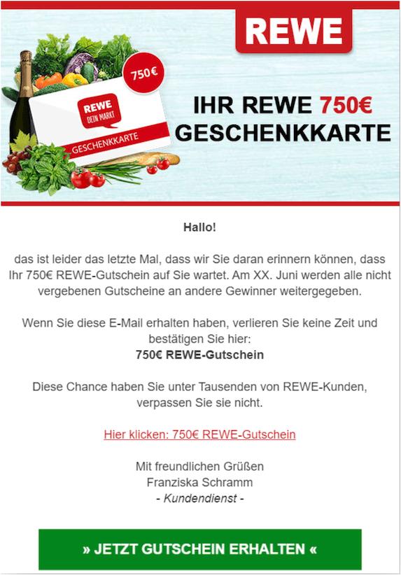2020-08-21 REWE 750 Gutschein