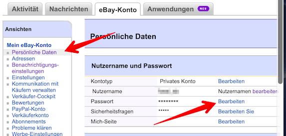 Zooplus passwort ändern mein Passwort ändern