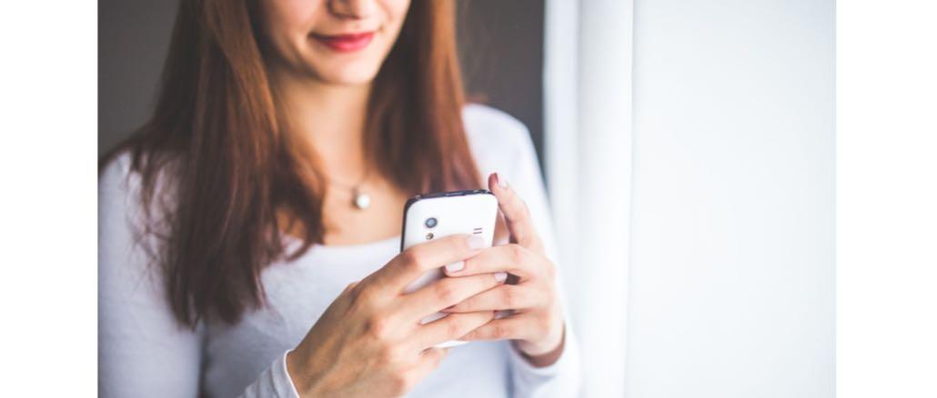 SMS Empfangen Symbolbild