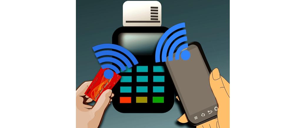 Symbolbild kontaktloses Bezahlen