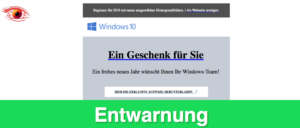 Windows Geschenk Hintergrundbild_titel
