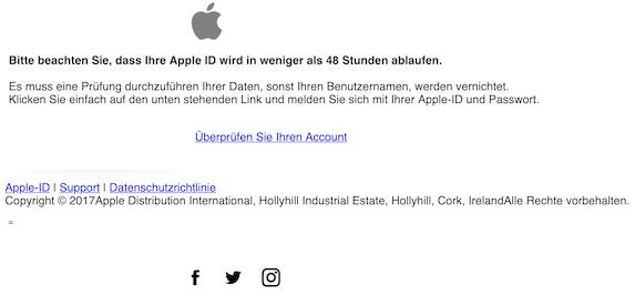 2019-02-06 Apple Spam