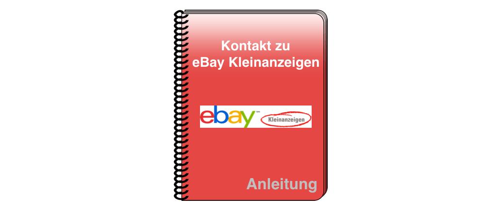 Kontakt Zu Ebay Kleinanzeigen Telefonnummer E Mail Oder Anschrift