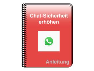 WhatsApp Anleitung Chat-Sicherheit Benachrichtigungen aktivieren