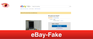 auction-ebay.com Fake-Seite Fakeshop eBay