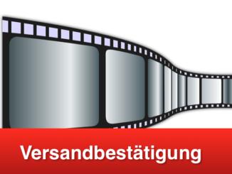 2019-03-17 Versandbstätigung Warenbestellung Filme Kino Virus