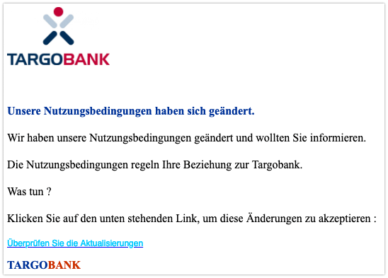 2019-03-20 Phishing TargoBank