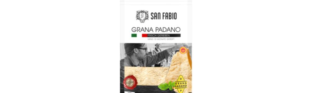 Penny Rückruf: SAN FABIO Grana Padano kann Splitter enthalten