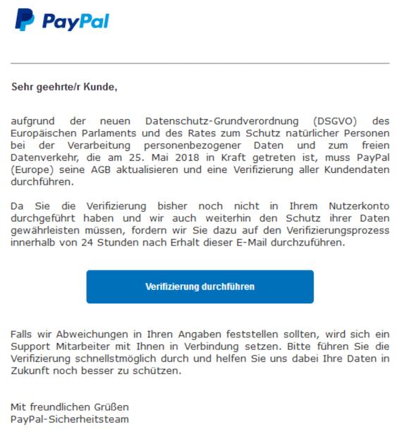 2019-03-29 Phishing PayPal