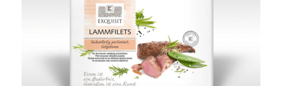 Vorsicht Salmonellen: Kaufland ruft Exqusit Lammfilet zurück