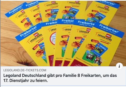 2019-04-25 Fake-Aktion Legoland Freikarten