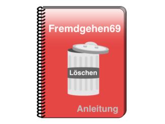 Anleitung Fremdgehen69 Profil löschen