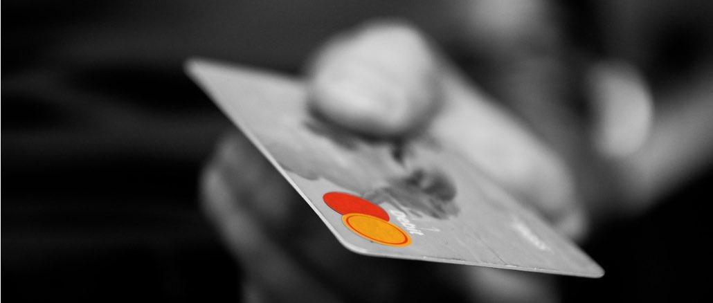 Bankkarte Kreditkarte EC-Karte Symbolbild