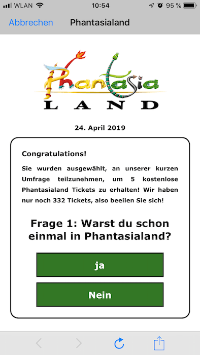 Facebook Phantasialand Karten1