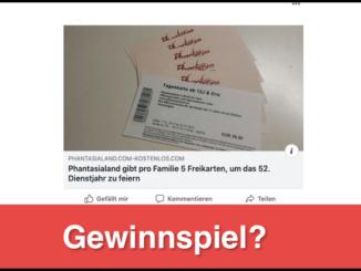 Facebook Phantasialand Karten_logo