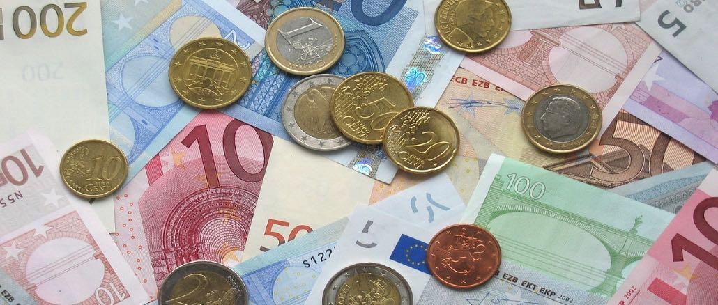 Geld Symbolbild