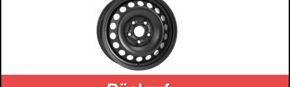 Unfallgefahr: Alcar ruft PKW Stahlfelge für Volkswagen, Skoda und Seat zurück