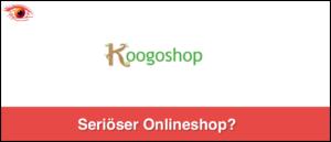koogoshop Onlineshop