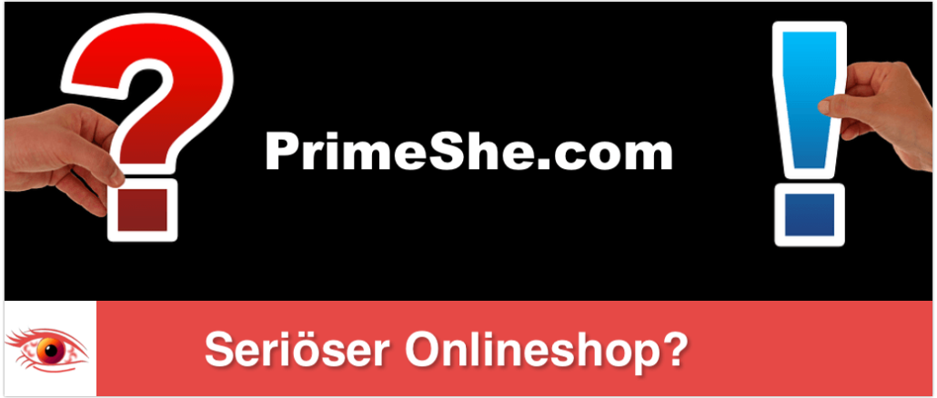 primeshe Onlineshop