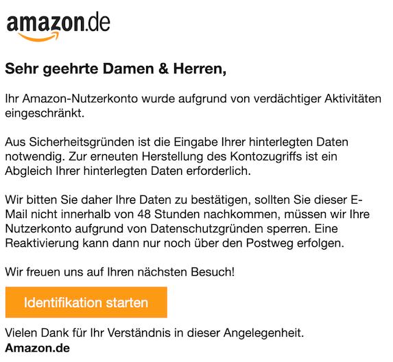 2019-06-12 Phishing Amazon