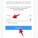 Anleitung AOL Passwort ändern 4