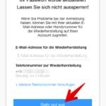 Anleitung AOL Passwort ändern 5