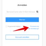 Anleitung AOL Passwort zurücksetzen 1