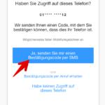 Anleitung AOL Passwort zurücksetzen 3