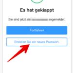 Anleitung AOL Passwort zurücksetzen 5