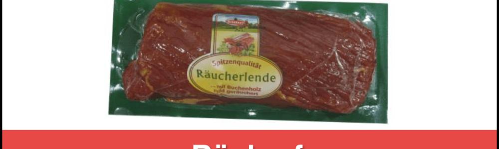 Netto Rückruf: Schildauer Räucherlende wegen Salmonellen nicht essen