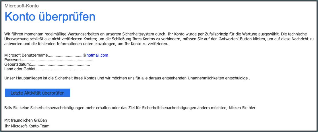 2019-06-18 Microsoft Phishing