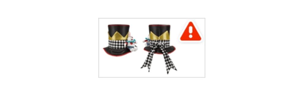 Disneyland Paris: Vergnügungspark ruft Hut wegen Brandgefahr zurück