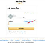Amazon Mail ändern PC