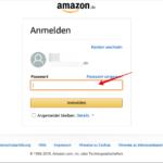 Amazon Mail ändern PC