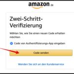 Amazon Telefonnummer ergänzen PC
