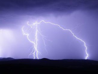 Gewitter Symbolbild
