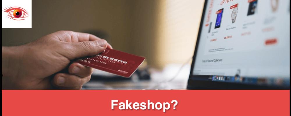 Vorsicht Fakeshop-Verdacht: Warnung vor unseriösen Onlineshops (November 2019)