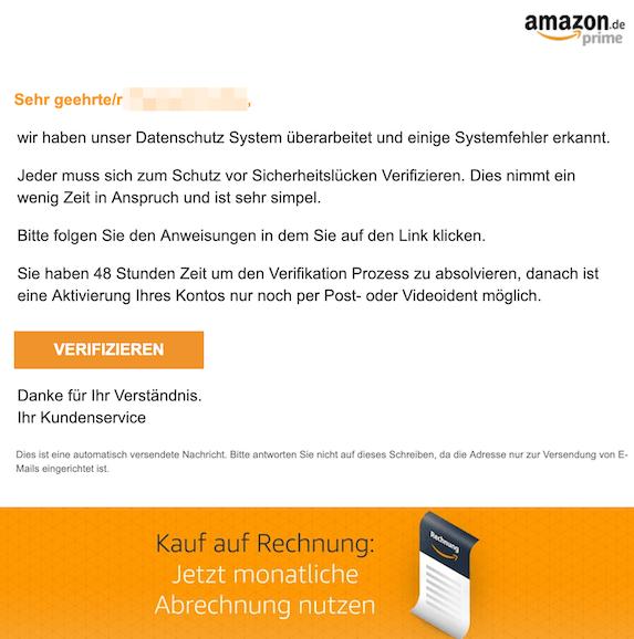 2019-08-02 Phishing Amazon
