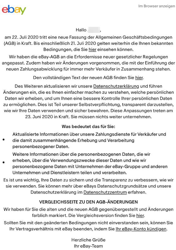 2020-06-24 Änderungen der AGB
