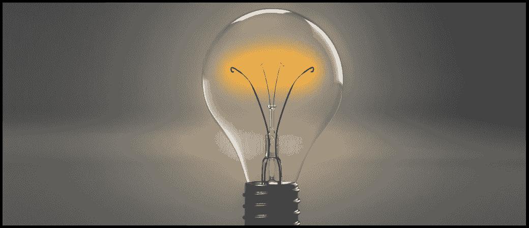 Erfindung Glühbirne Symbolbild