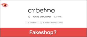 Fakeshop Cyberino